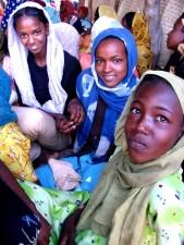 jeunes, Soudan, les femmes