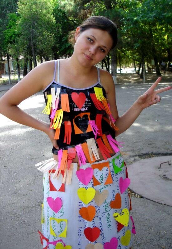 young woman, Turkmenistan