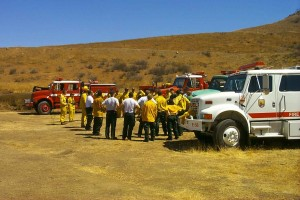 strażaków, wąż, samochodów ciężarowych, pojazdów, sprzętu, przeciwpożarowe,
