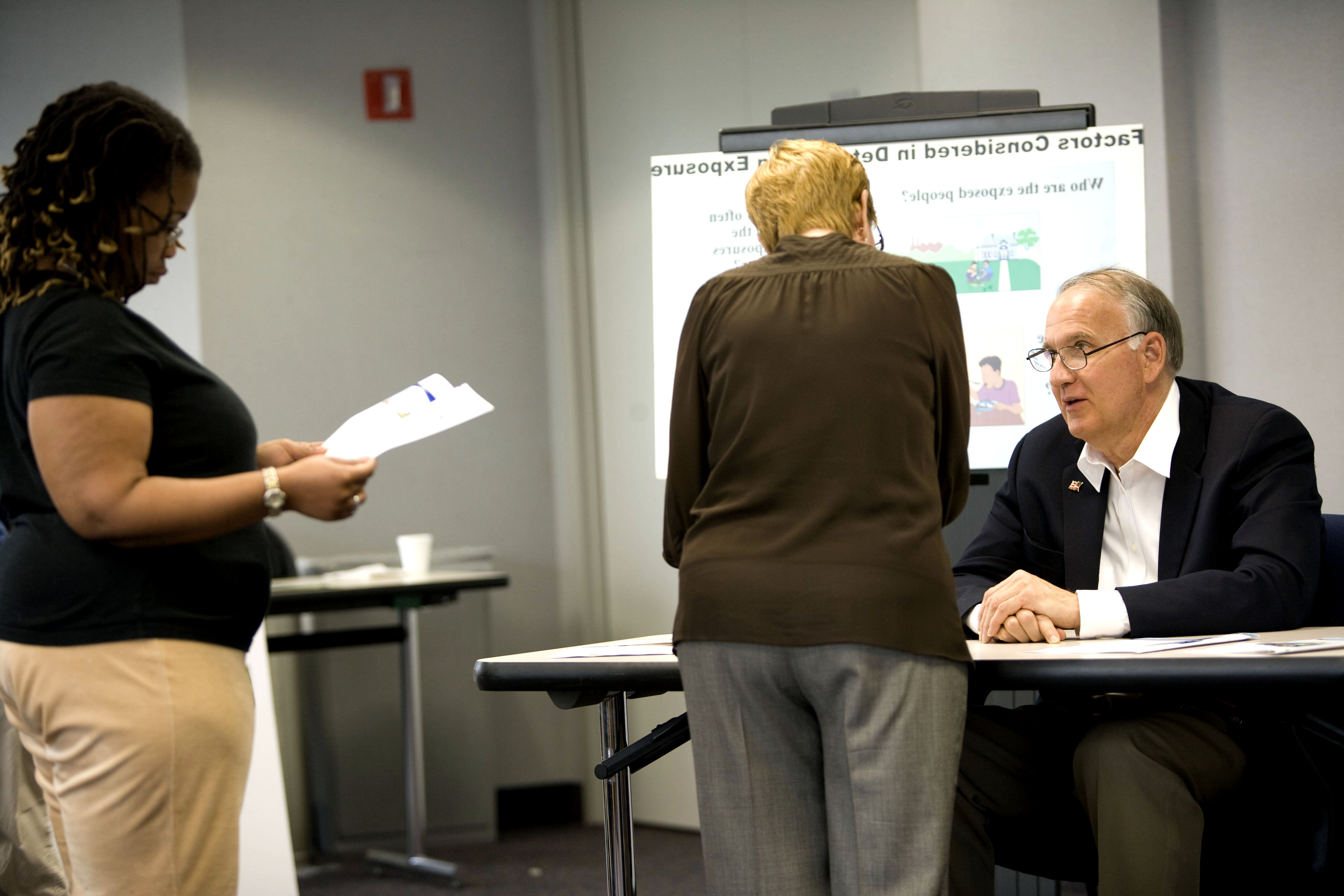 free picture health educator town hall meeting
