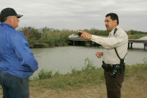 útočisko, dôstojník, kontrola, Rybolov, licencia, útočisko, návštevník