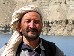 afghanistan, l'homme, le visage, à proximité