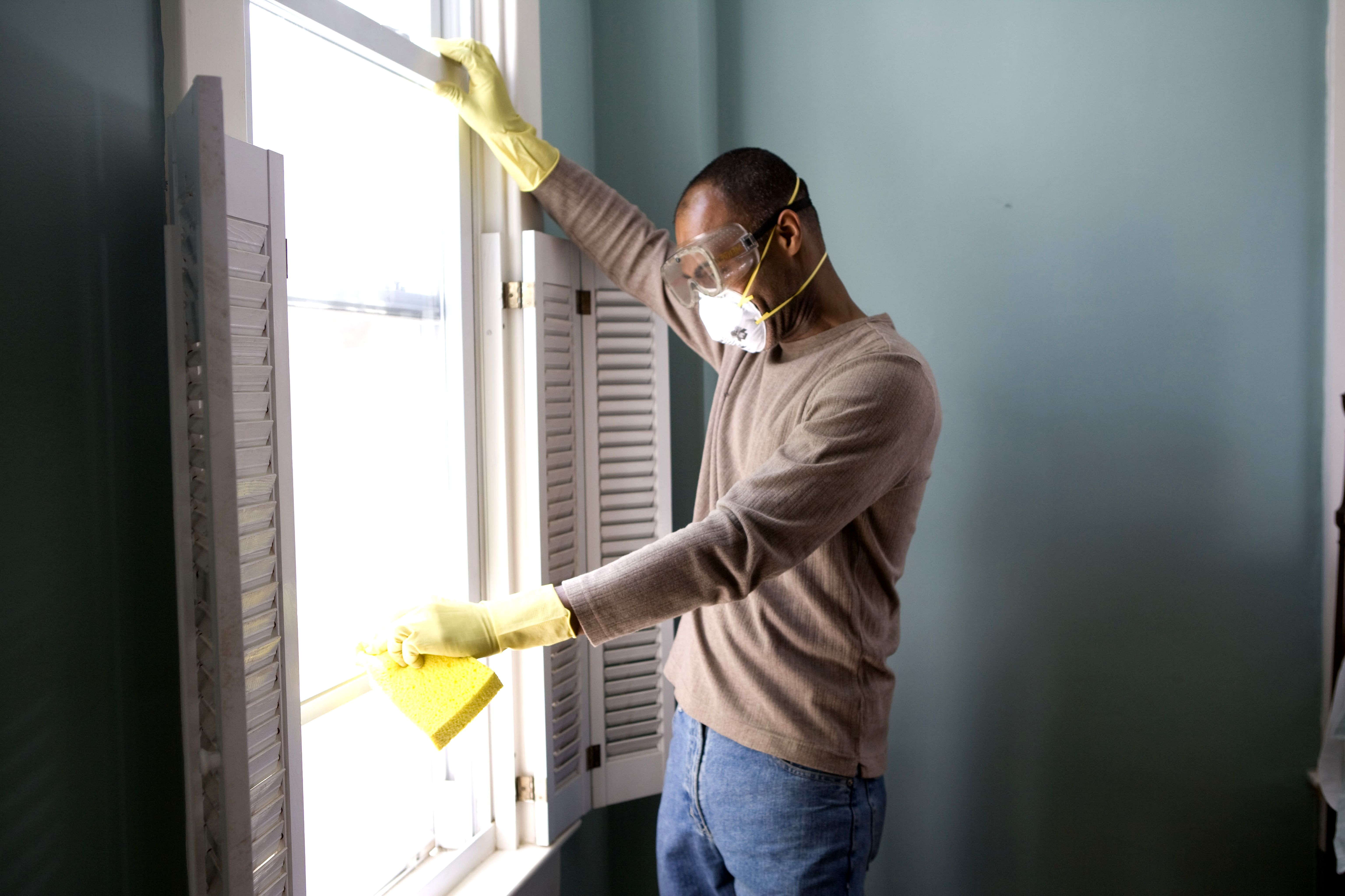 Free Picture African American Man Work Home