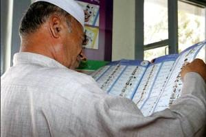 Afghanistan, l'homme, le vote, élection, vote