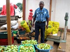 Angola, contadino, raccolti, alto, valore, colture