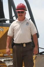 constructor, employee, bulldozer