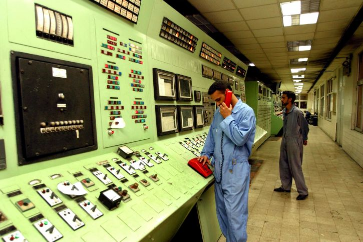 engineers, monitor, controls, power, plant