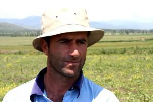 farmer, land