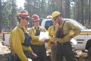 bombero, la tripulación, escritos, queman