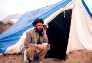 gratis, radio's, brachten, nieuws, veel, ontheemd, Afghanistan