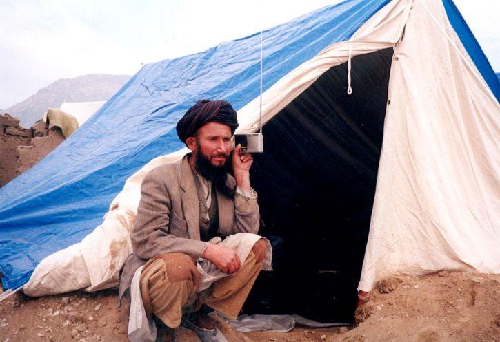 zadarmo, rádia, priniesol, novinky, mnoho, posunutá, Afganistan