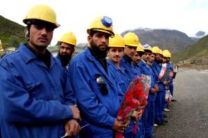 diplômés, Kunar, construction, centre