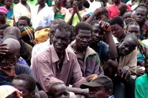 group, African American, men