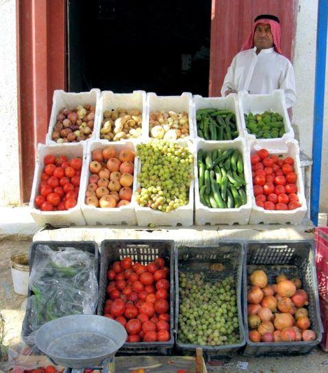 zemljoradnik, Irak
