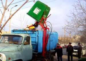 lokale regering, reinstitute, vuilnis, collectie, diensten