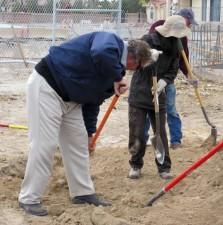 muškarca, radnika, izgraditi