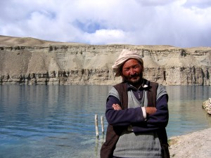 mannen, band, amir, regionen, nationalpark