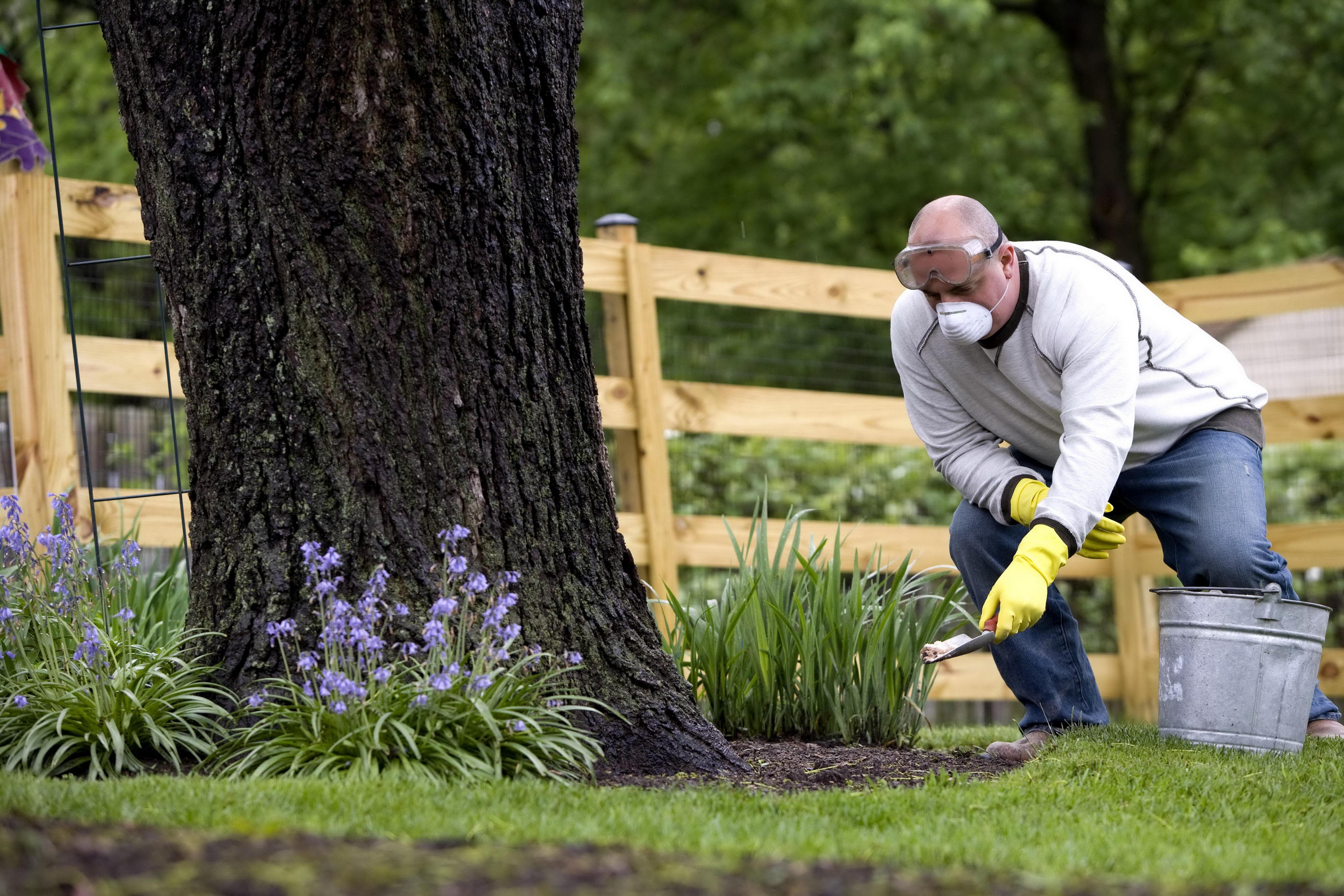 Kostenlose Bild: Mann, das Tragen, Jeans, zu schützen, ein ...