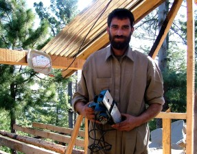 pakistan, carpenter, work