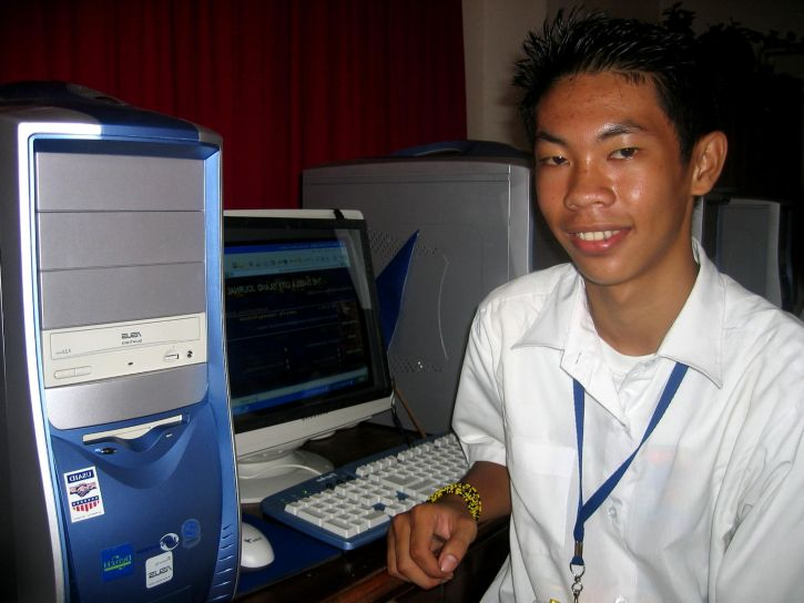 Filipíny, Basilan, národní, vysoká škola, studenti