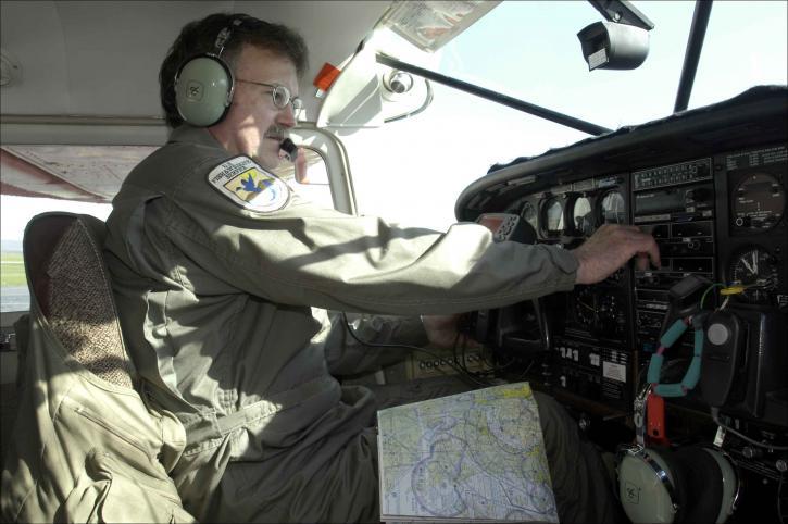 pilot, plane, checking, flight