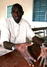 school, teacher, Senegal, work, create, colleagial, atmosphere, students