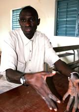 school, teacher, Senegal, work, create, colleagial, atmosphere, students