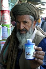 old man, Afghanistan, face