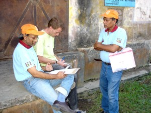 water, sanitation, specialist, talking, people, Bangladesh