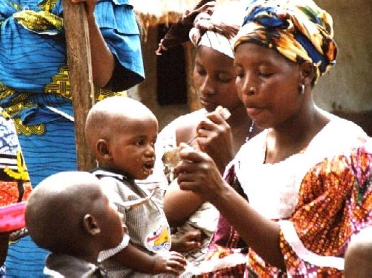 moeders, bijwonen, cursus, leer, vitamine, rijke, PAP, lage, kosten, streekproducten,