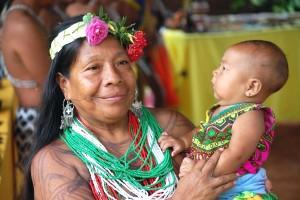 Panamá, generación, Embera, Wounaan