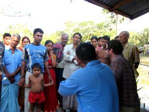 lidé, Chitalmari, Upazila, Bagerhat