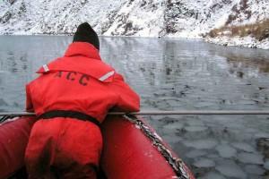 person, rescue boath