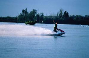 person, sport, jet, boat