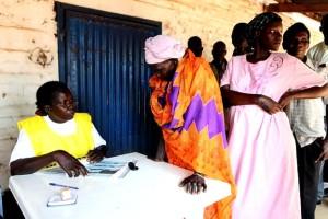 południowcy, rejestr, głosowanie, referendum, Torit, Equatoria