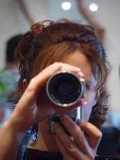 lens, photographer