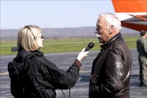 reporter, interviews