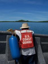 bờ biển guard