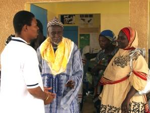 village, elders, community, members, Koulouk, Mbada