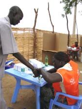 vote, l'Afrique, l'élection, les bulletins de vote, vote