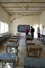 nuori, Irakin, Saattajat, vierailijat, opettaja, koulutus, institute, Muthenna, keskitaso, koulu