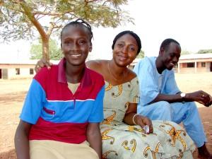jeunes, l'Afrique, les gens