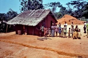Zair, Republica Democrată Congo, comunitate