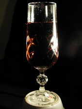 vin, verre, photo, studio