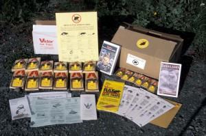 rongeur, prévention, kit