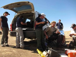 wildlife, biologists, field work