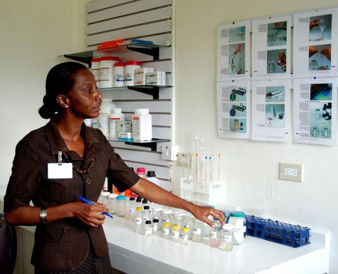 Guyana, la salud, la calidad, garantía, mini, de laboratorio
