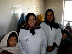 Afeganistão, saúde, clínica