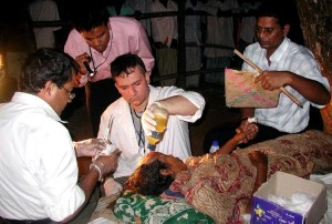Bangladesh, medical, tornado, victim