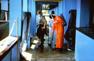kliniek, sanitair, procedures, Kikwit, Zaïre